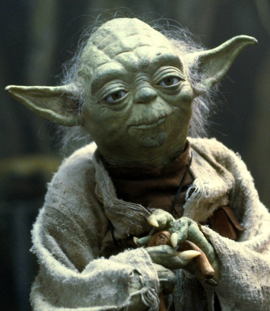 Maitre Yoda STAR WARS