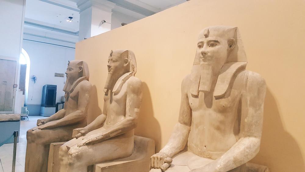 Musée du Caire - Voyage Fév 2018 - nouvel empire