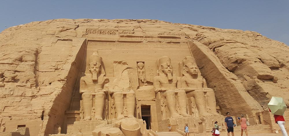 abou simbel egypte