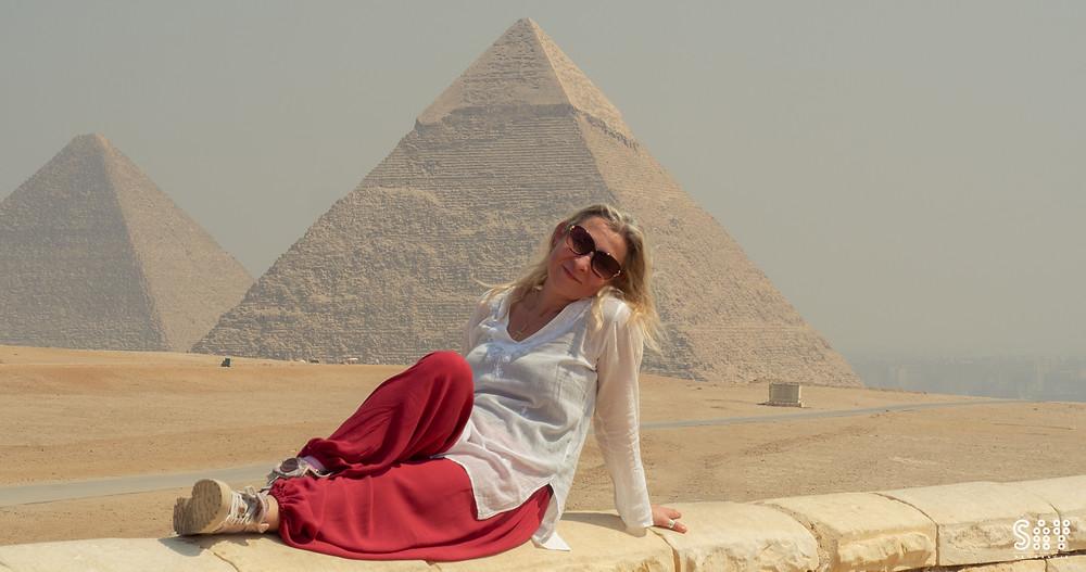 Au soleil d'Egypte ...