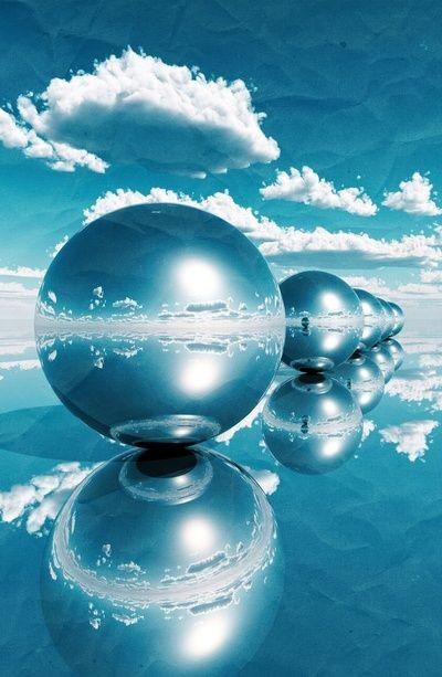 sphères célestes terrestres