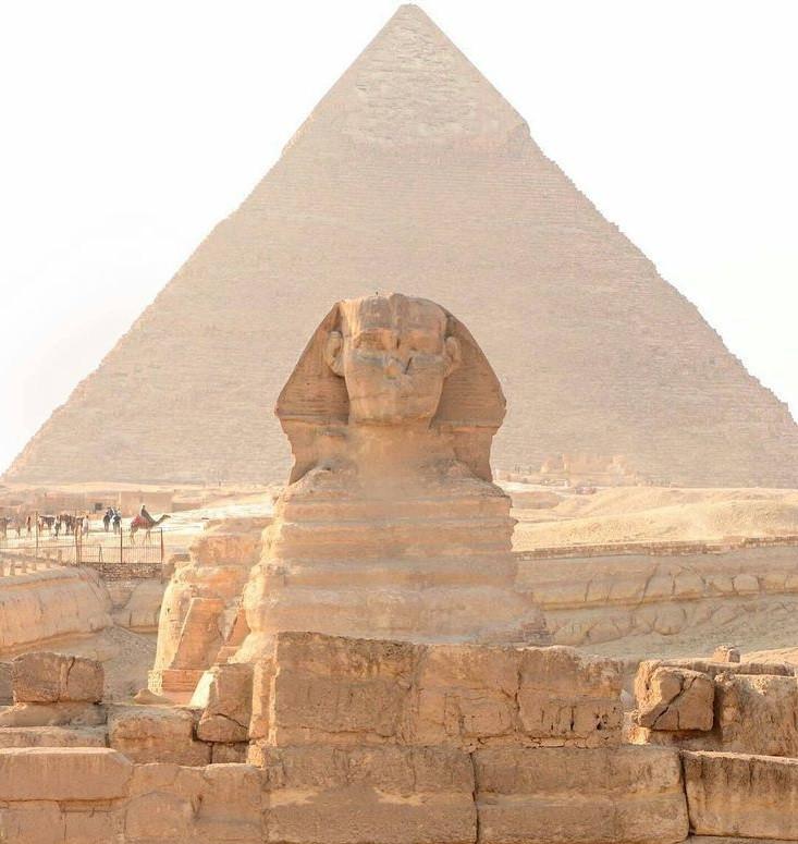 sphinx et geomancie