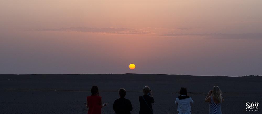 Soleil d'Egypte #desert #egypte