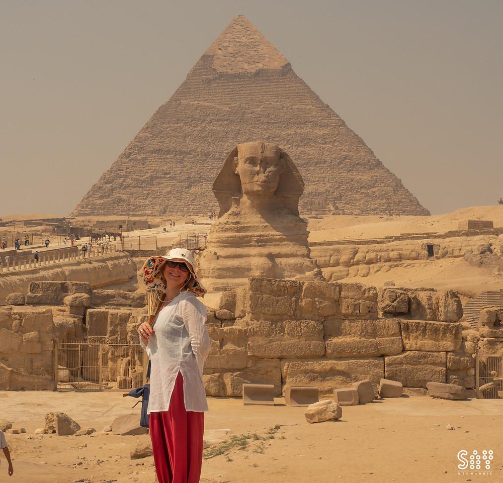 Le sphinx, le plus grand mystère qui soit