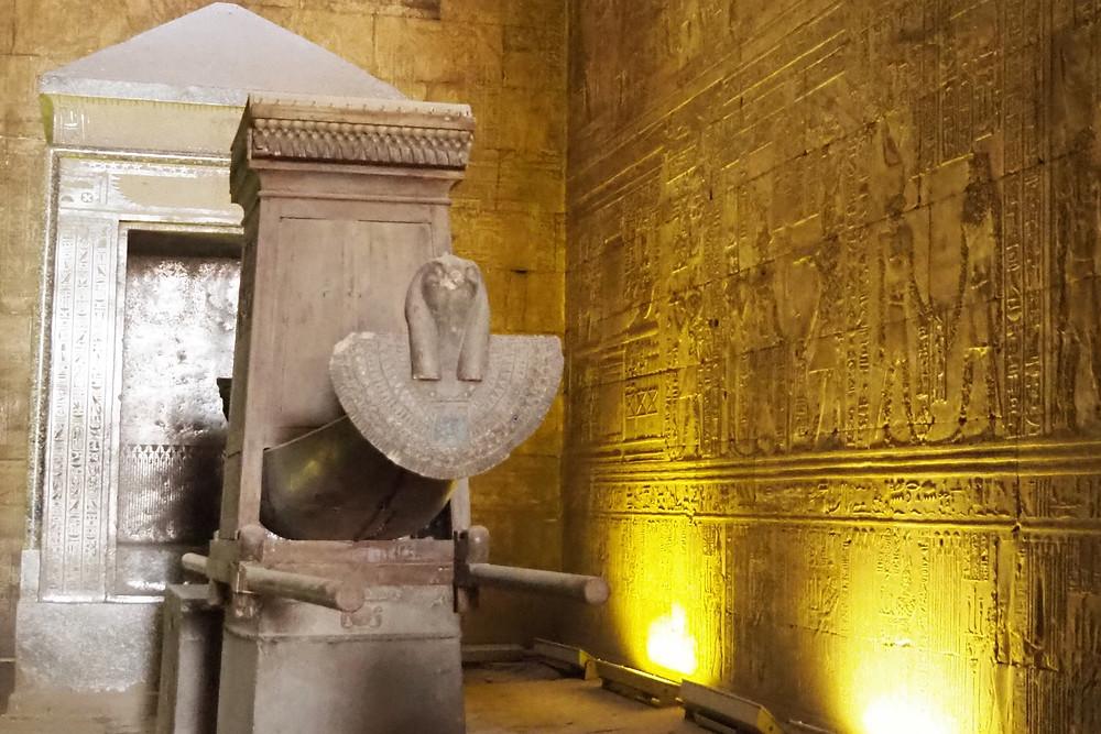 NAOS EDFOU egypte