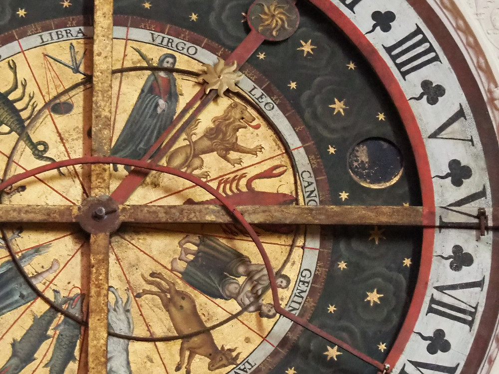 horloge astronomique de chartres