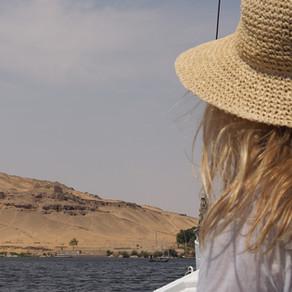 Mon carnet de voyage :croisière sur le Nil de Louxor à Assouan