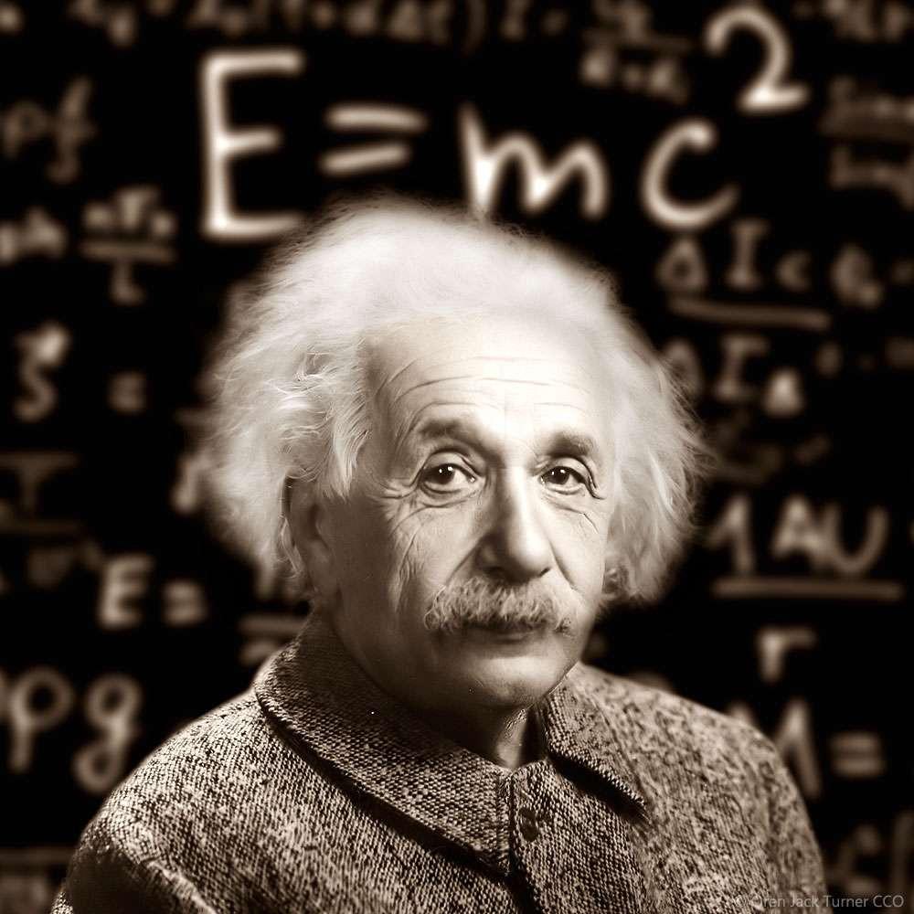Albert Einstein théorie de la relativité