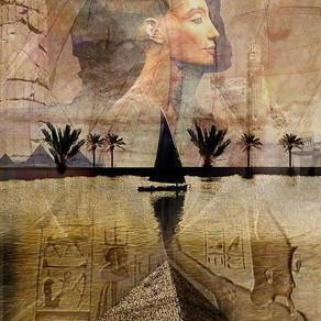 Mon Carnet de Voyage 2019  :Des Pyramides à Abou-Simbel