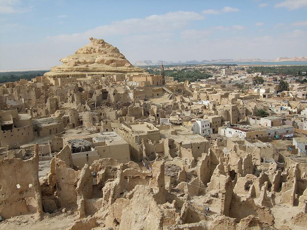 Oasis Siwa EGYPTE