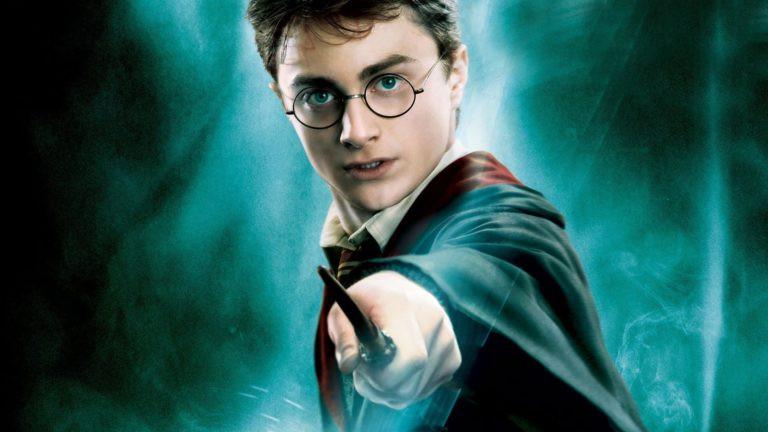 Magicien harry potter