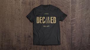 Outward declaration of the inward change