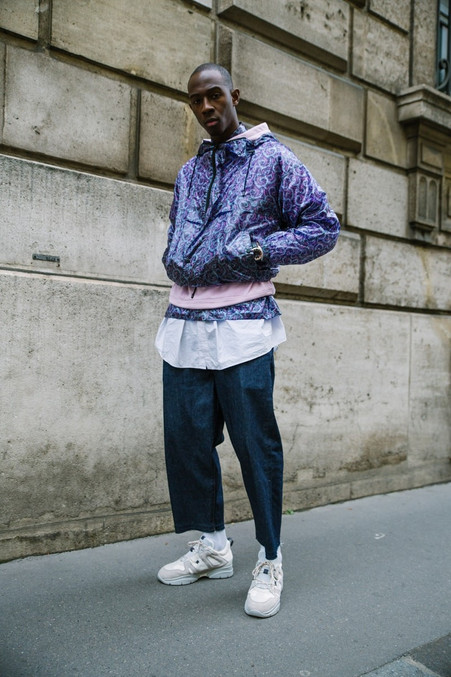 Casting direction for highsnobiety