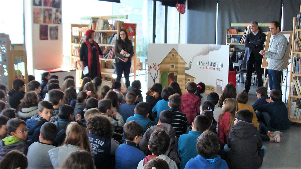 Ensinar a poupar água através de um livro para crianças | Peneda Gerês TV