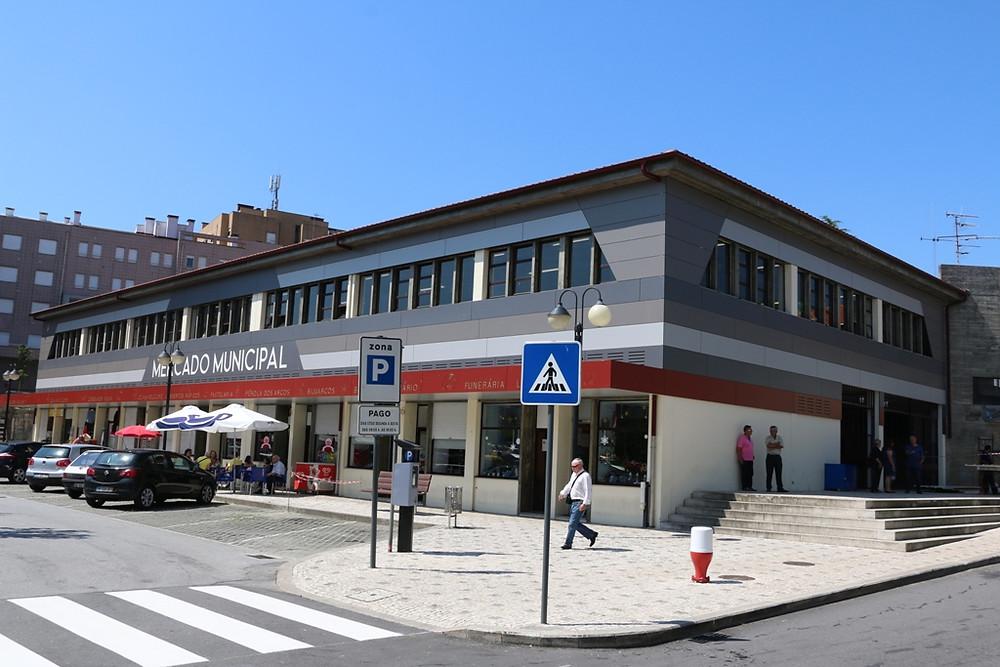 Inovadora solução para valorizar o Mercado Municipal Arcuense   Peneda Gerês TV