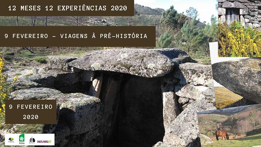 Município de Arcos de Valdevez | Viagem à Pré-história - 12 meses 12 experiências | Peneda Gerês TV