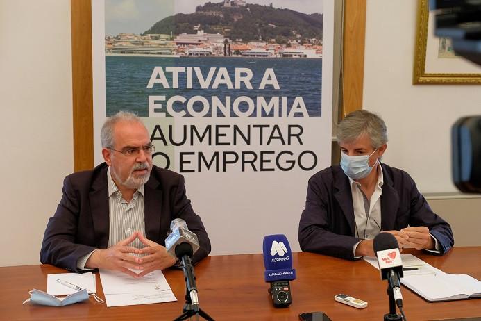 A Câmara Municipal de Viana do Castelo preparou um conjunto de medidas que visam recuperar e reativar a economia local para consolidar e aumentar o emprego em Viana do Castelo.