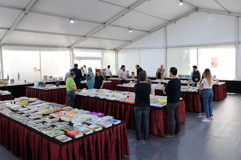 Feira do Livro de Ponte da Barca até 20 de maio na Casa da Cultura   Peneda Gerês TV