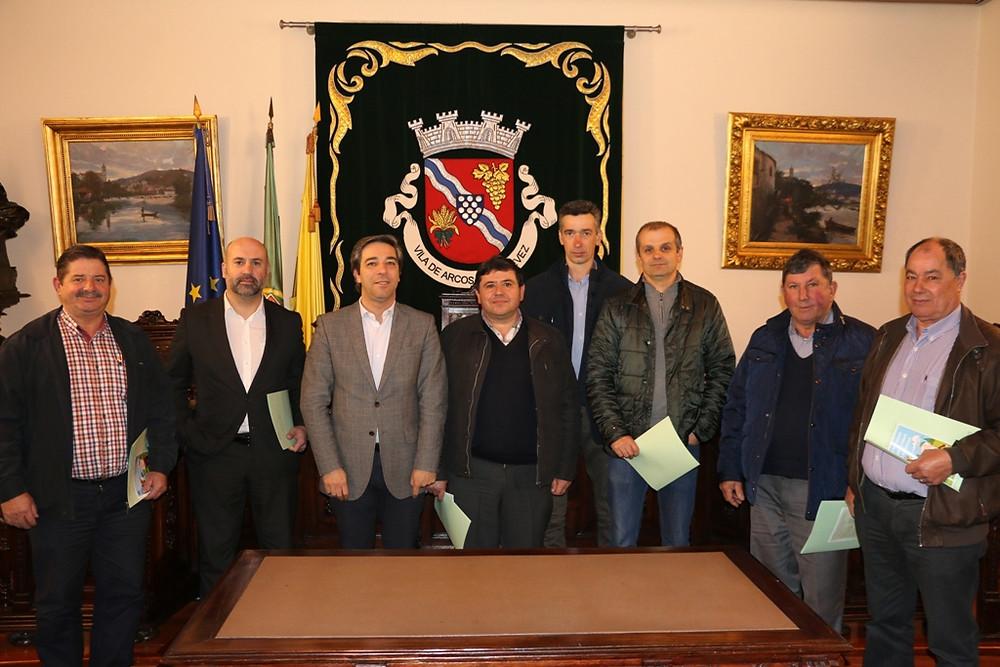 Arcos de Valdevez | Assinatura protocolos com juntas de freguesia | Peneda Gerês TV