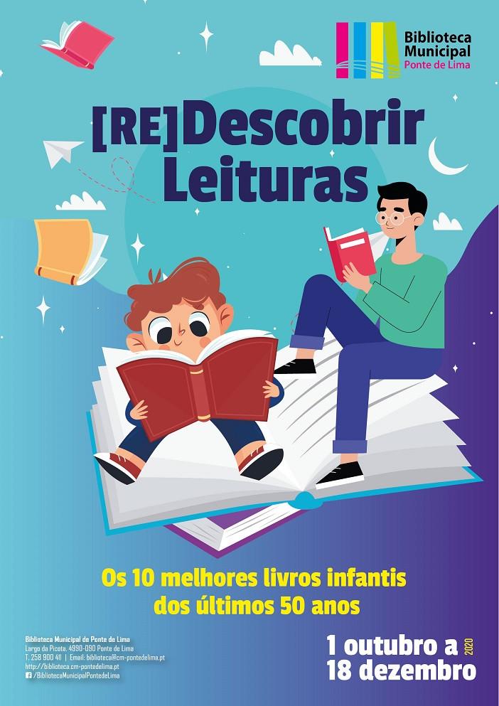 Seleção de livros de literatura infantojuvenil efetuada por especialistas – escritores, ilustradores e professores – que nos sugerem os dez melhores livros publicados em Portugal nos últimos 50 anos.
