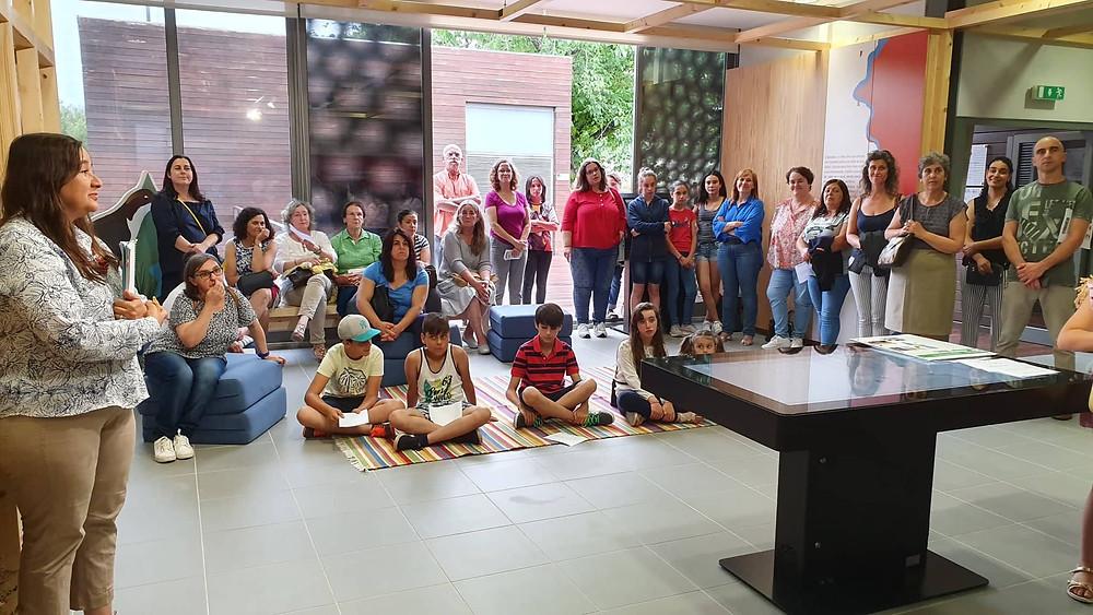 Atividade no Museu da Água| Peneda Gerês TV
