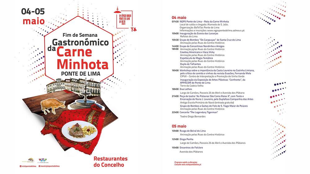 Fim-de-semana Gastronómico da Carne Minhota - 4 e 5 de maio | Peneda Gerês TV