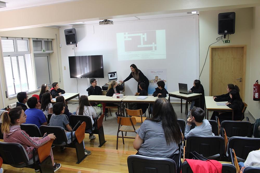 Projeto de educação e literacia jurídica | Peneda Gerês TV