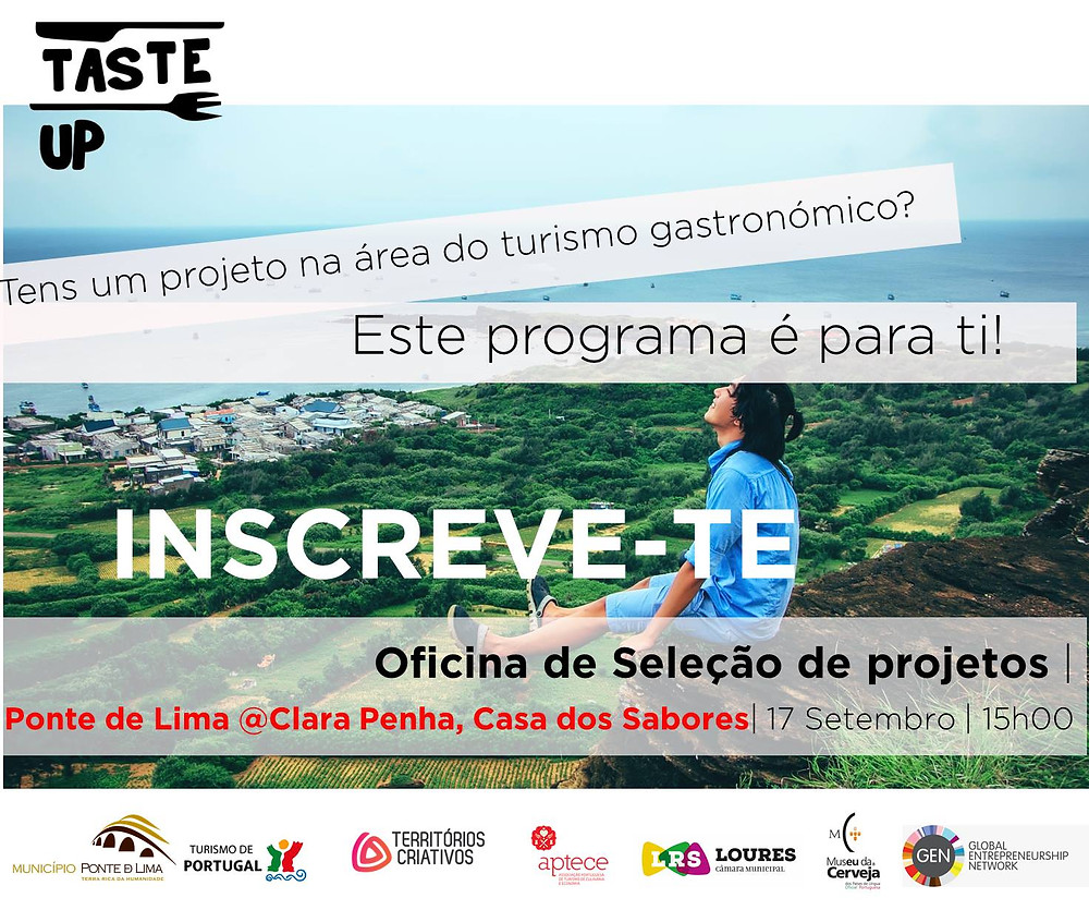 Ponte de Lima participa no programa de aceleração do Turismo Gastronómico | Peneda Gerês TV