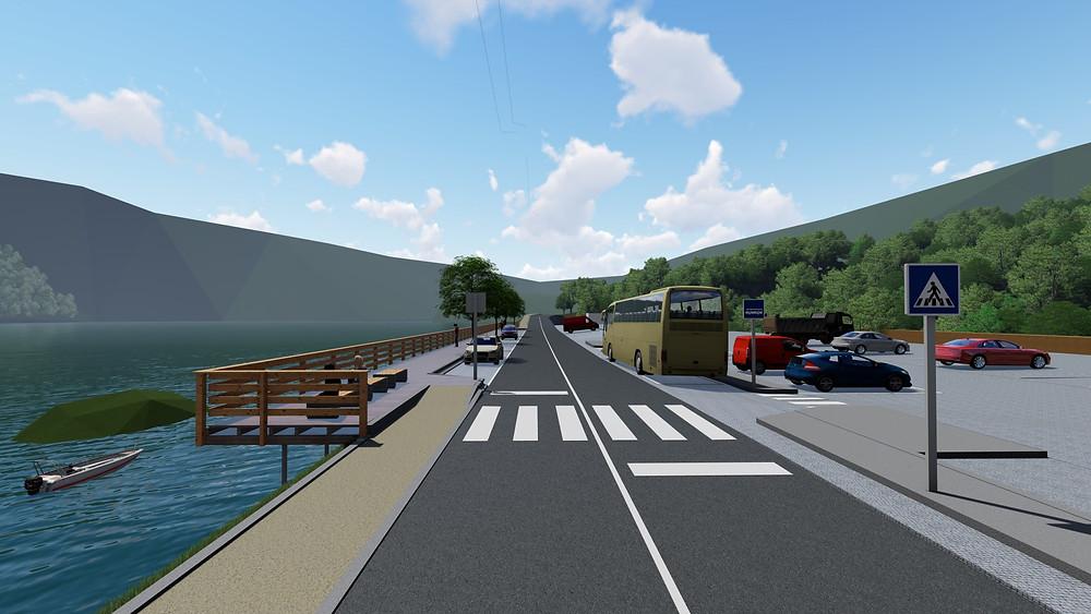 Rede pedonal entre Rio Caldo e Vilar da Veiga iniciam em breve