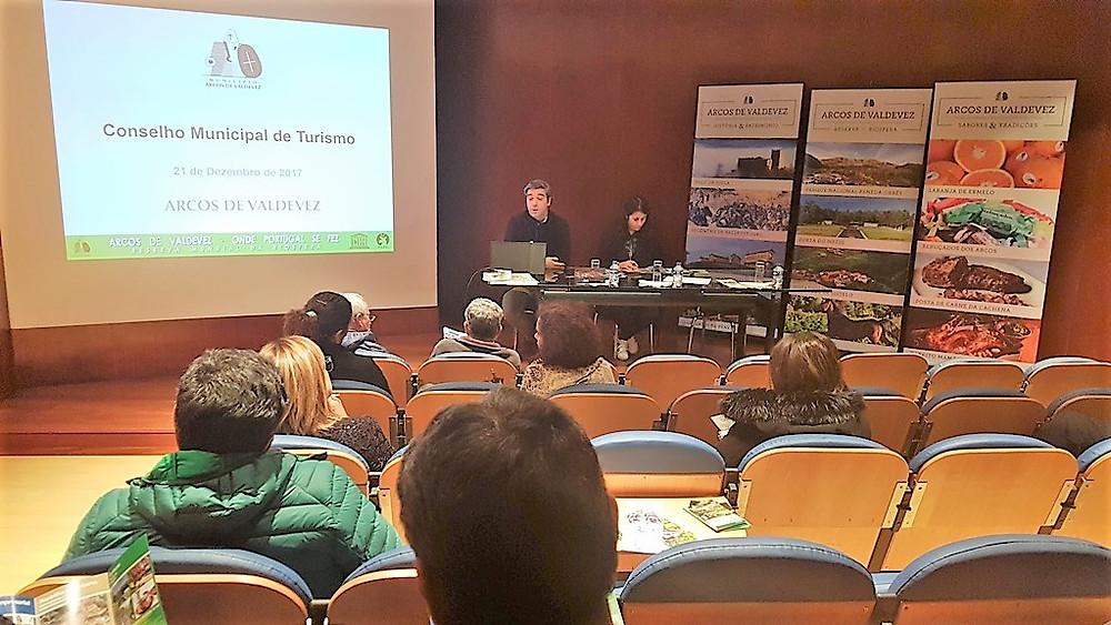 Conselho Municipal de Turismo debateu Rede Colaborativa