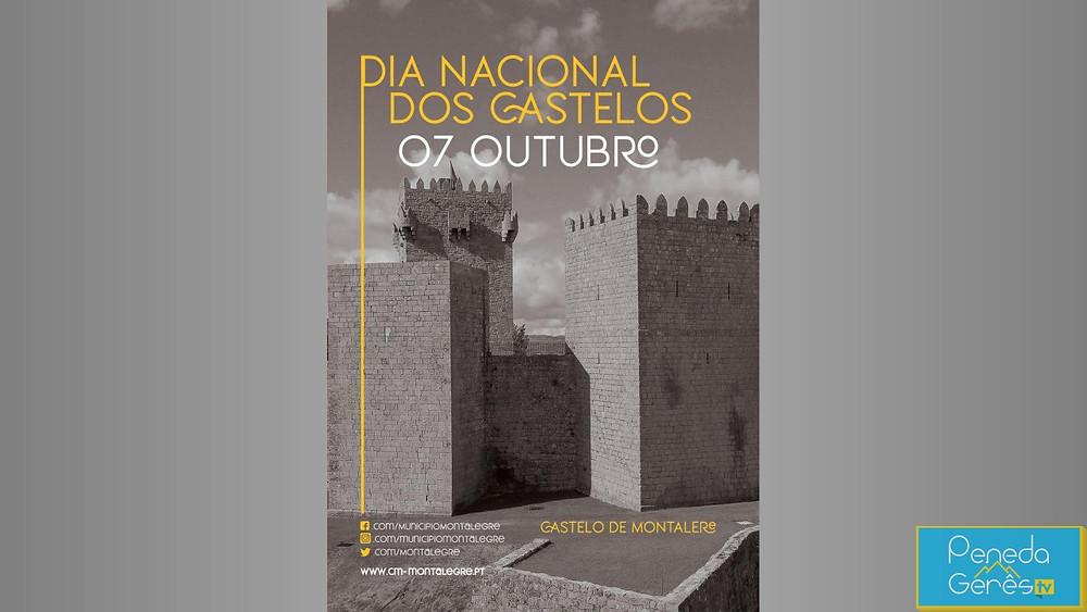 No Dia Nacional dos Castelos e em pleno contexto epidémico, o castelo de Montalegre recebeu 17 mil pessoas entre julho e setembro deste ano