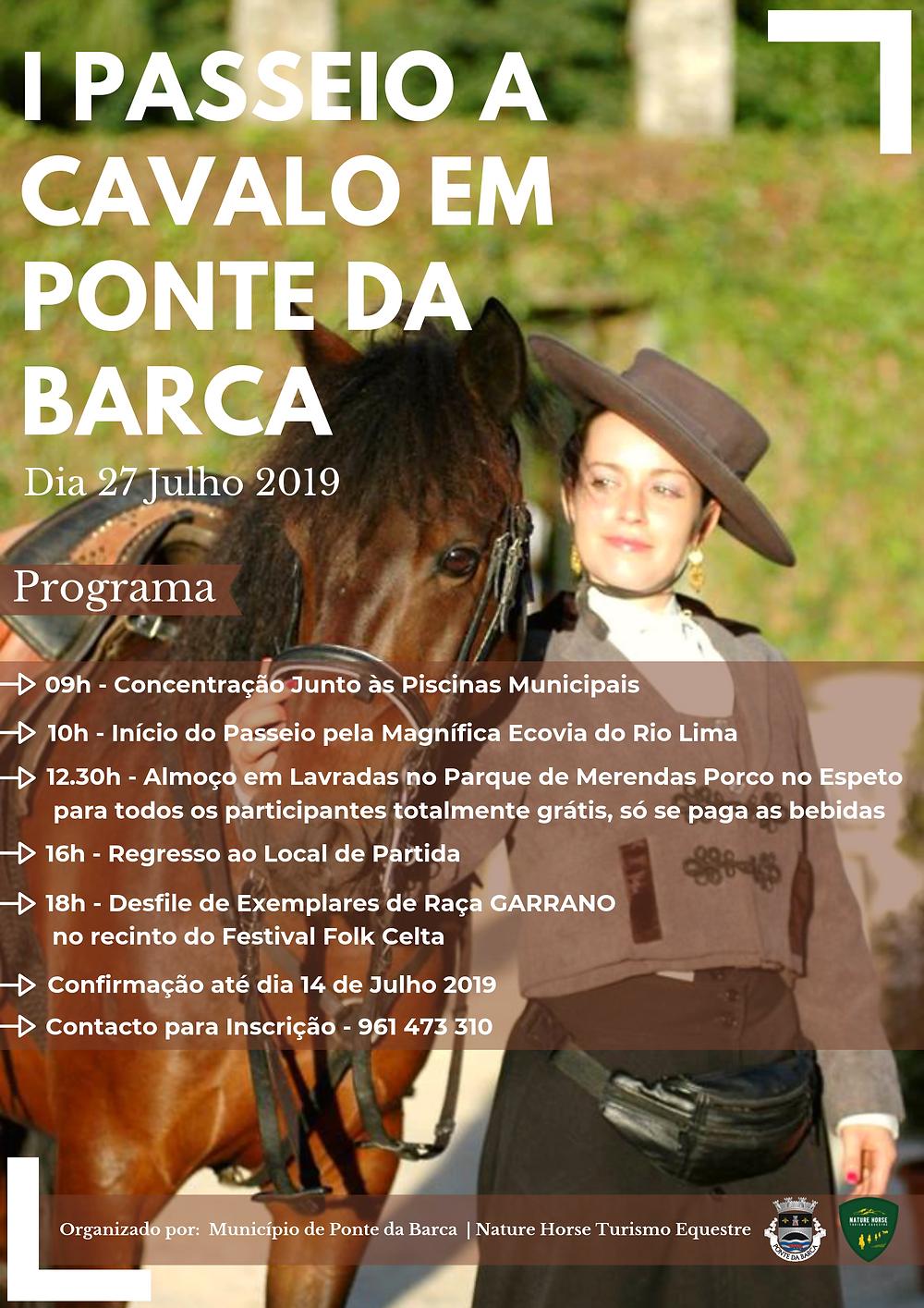 I Passeio a Cavalo| Peneda Gerês TV