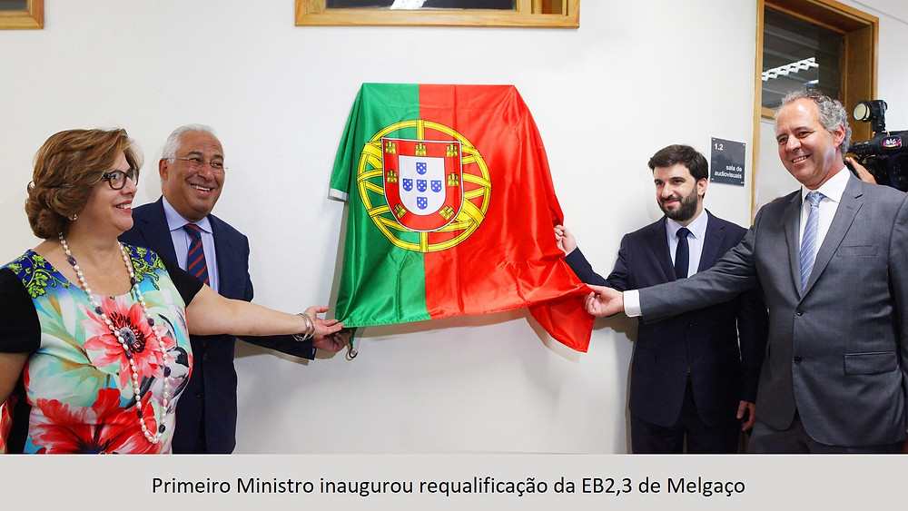 Primeiro Ministro inaugurou requalificação da EB2,3 de Melgaço   Peneda Gerês TV