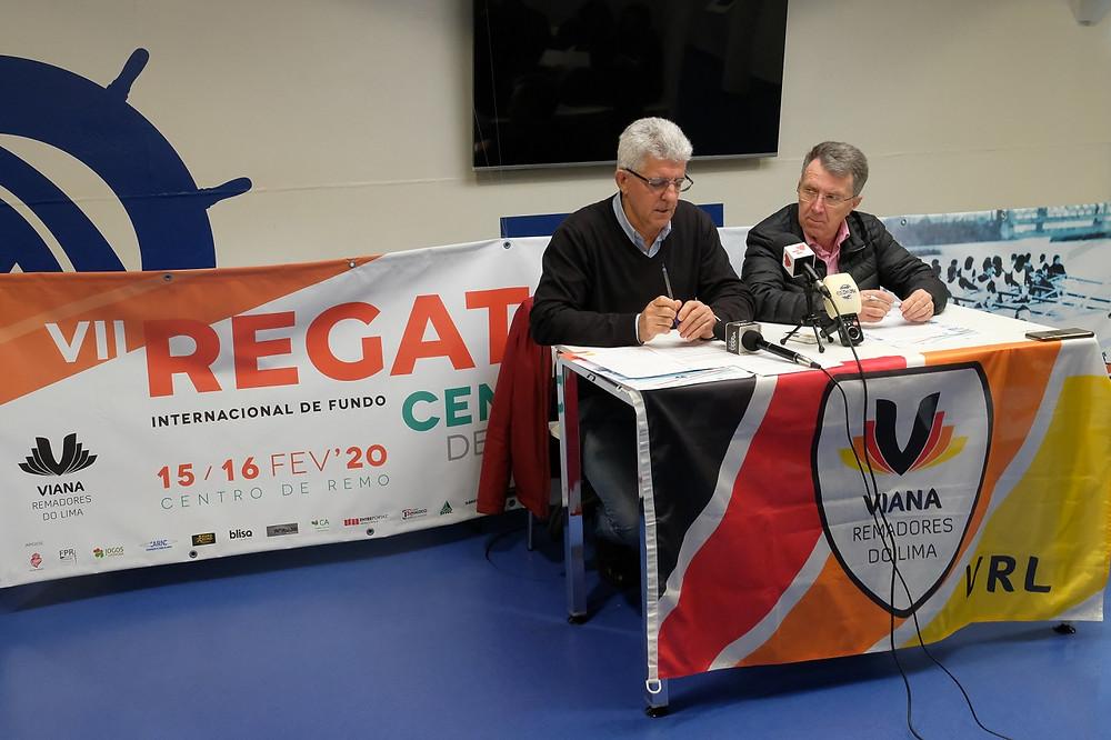 248 atletas de cinco países participam na VII Regata Internacional de Fundo - Centro de Mar