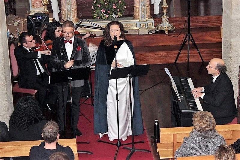 Concerto de Páscoa no Mosteiro de Vila Nova de Muía | Peneda Gerês TV