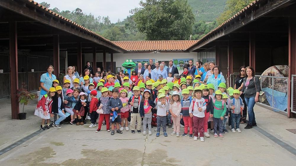 Serviço Educativo da Área Protegida das Lagoas de Bertiandos | Peneda Gerês TV