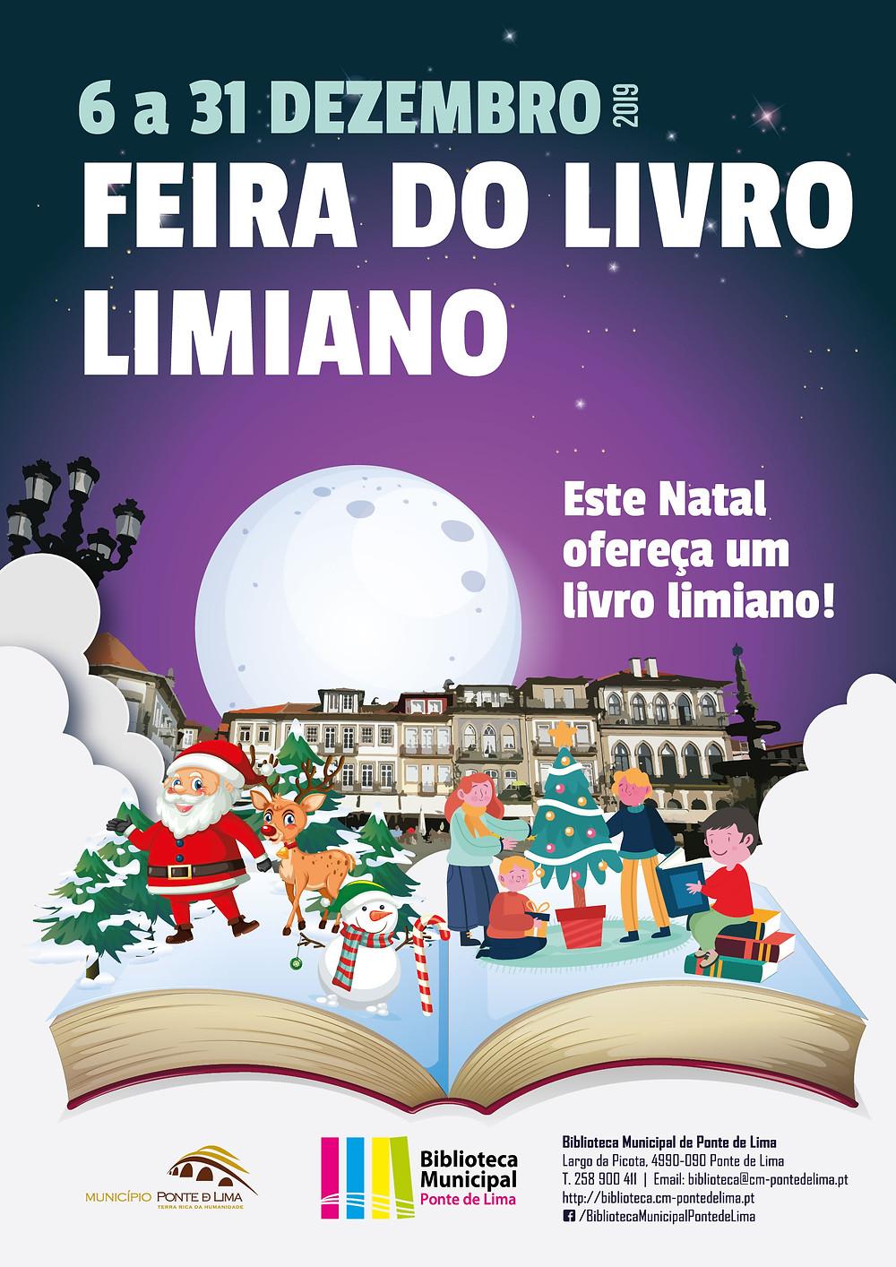 Município de Ponte de Lima promove Feira do Livro Limiano | Peneda Gerês TV