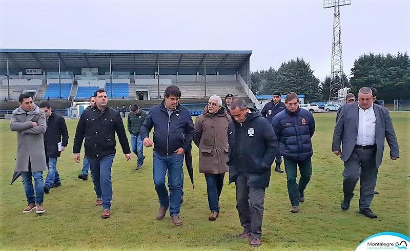 FPF visitou estádio para verificar condições | Peneda Gerês TV