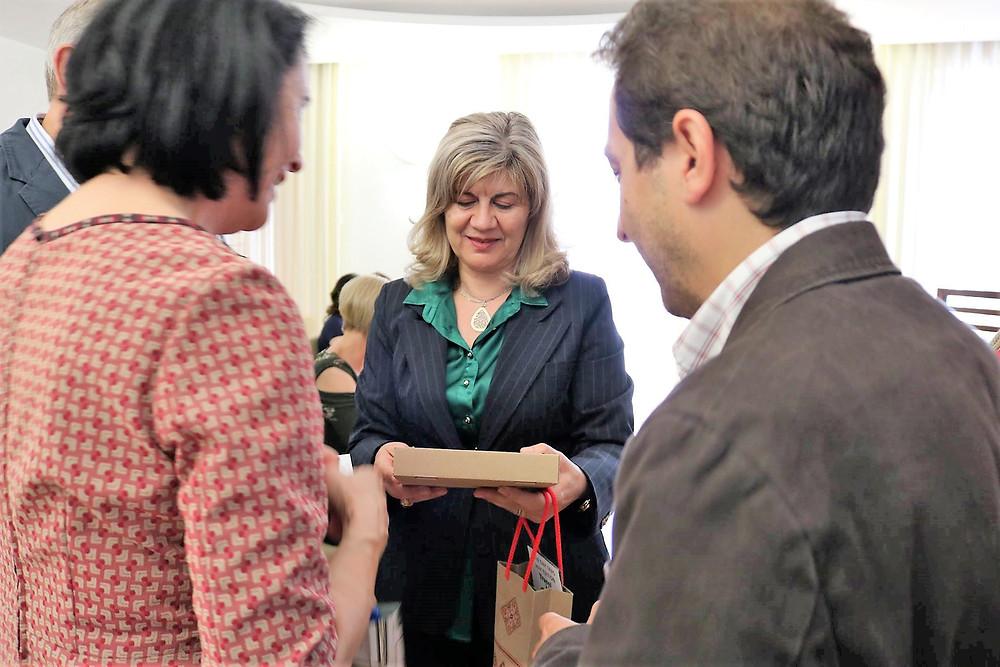 Grupo oriundo de instituições de vários países europeus foram recebidos nos Paços do Concelho de Ponte da Barca | Peneda Gerês TV