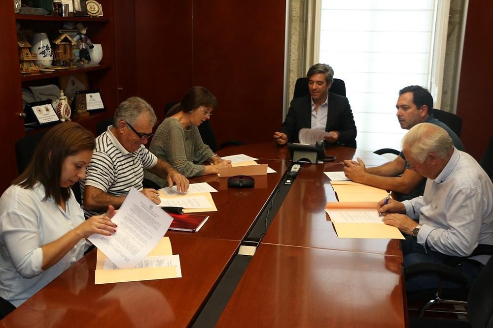 Município arcuense apoia juntas de Freguesia com mais 200 mil euros | Peneda Gerês TV