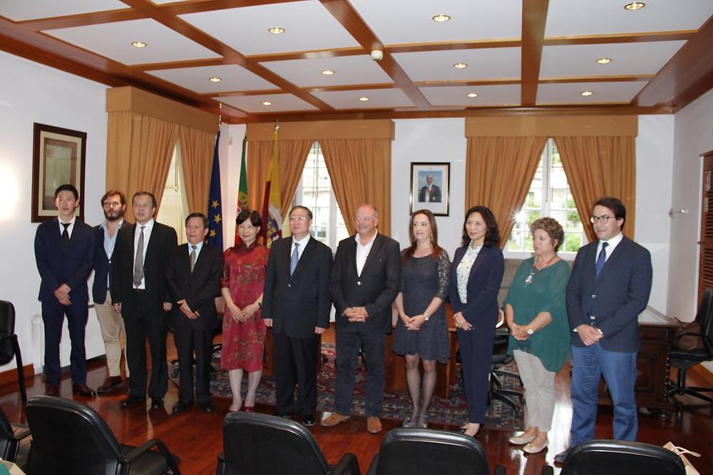Memorando de Entendimento e Cooperação| Peneda Gerês TV