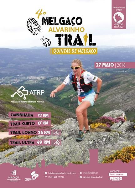 IV Melgaço Alvarinho Trail - Quintas de Melgaço 27 de maio 2018 | Peneda Gerês TV