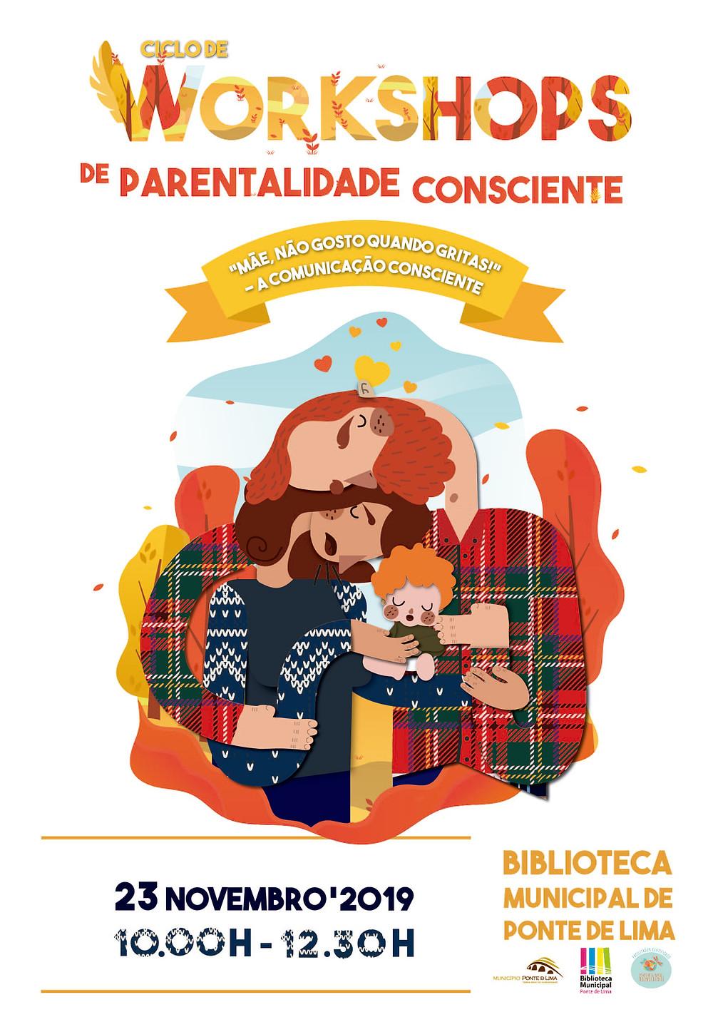 Sessão de Parentalidade Consciente em Ponte de Lima | Peneda Gerês TV