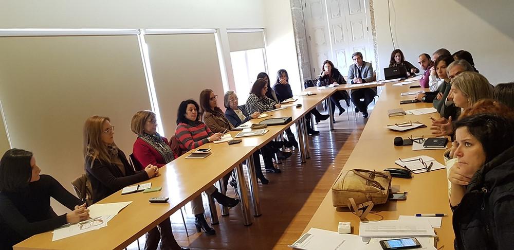 Reunião do Conselho Local de Ação Sovial de Arcos de Valdevesz |Peneda-Gerês TV