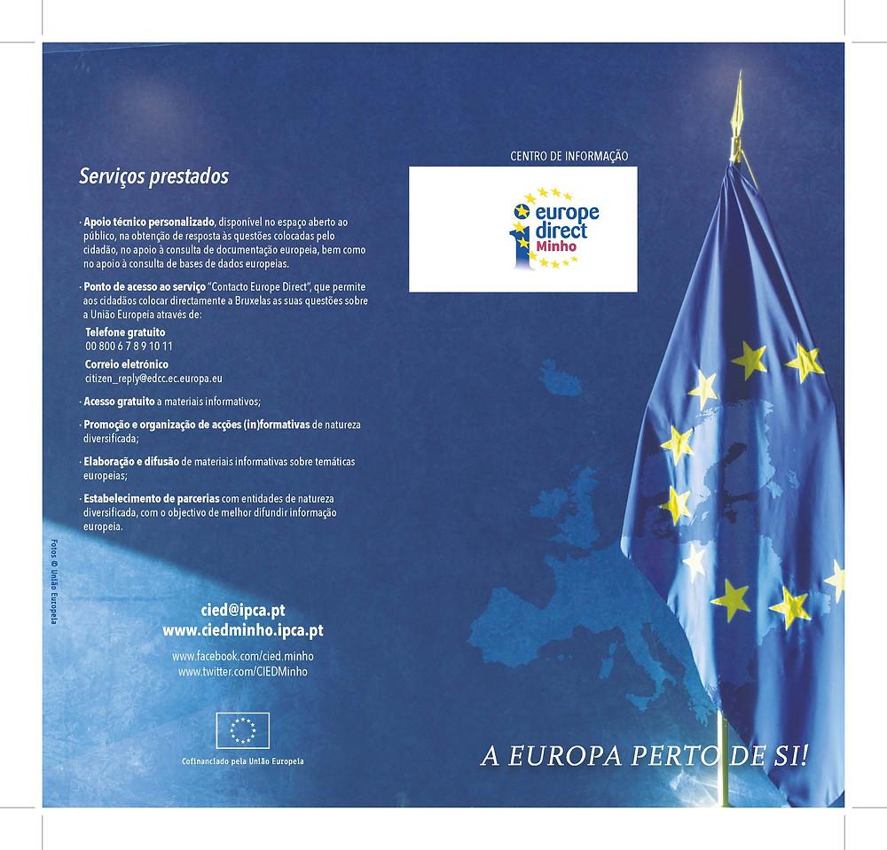 Ação Informativa Europa para os cidadãos   Peneda-Gerês TV