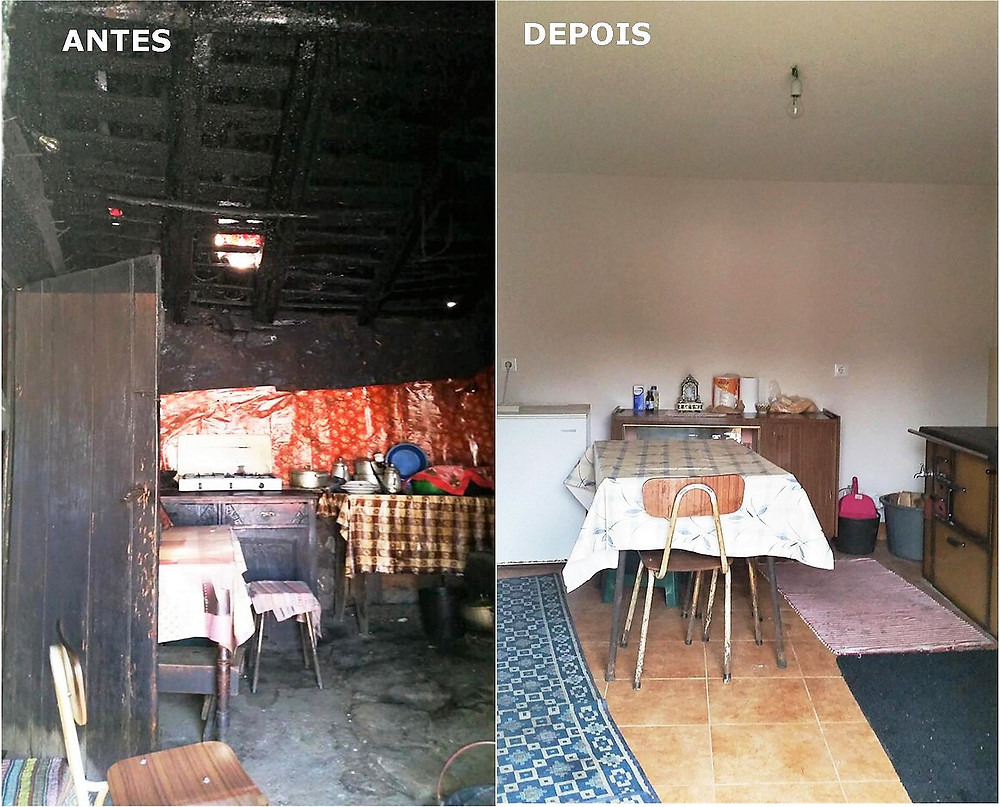 Município continua a apoiar famílias carenciadas na recuperação de habitações | Peneda Gerês TV