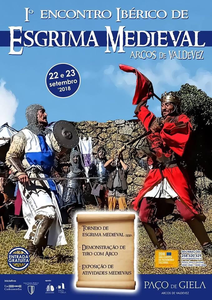 I Encontro Ibérico de esgrima Medieval | Peneda Gerês TV