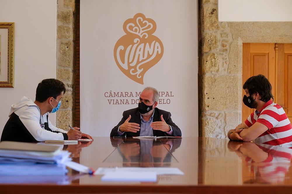 Viana do Castelo investe 402 mil euros na valorização da orla costeira e espaços naturais