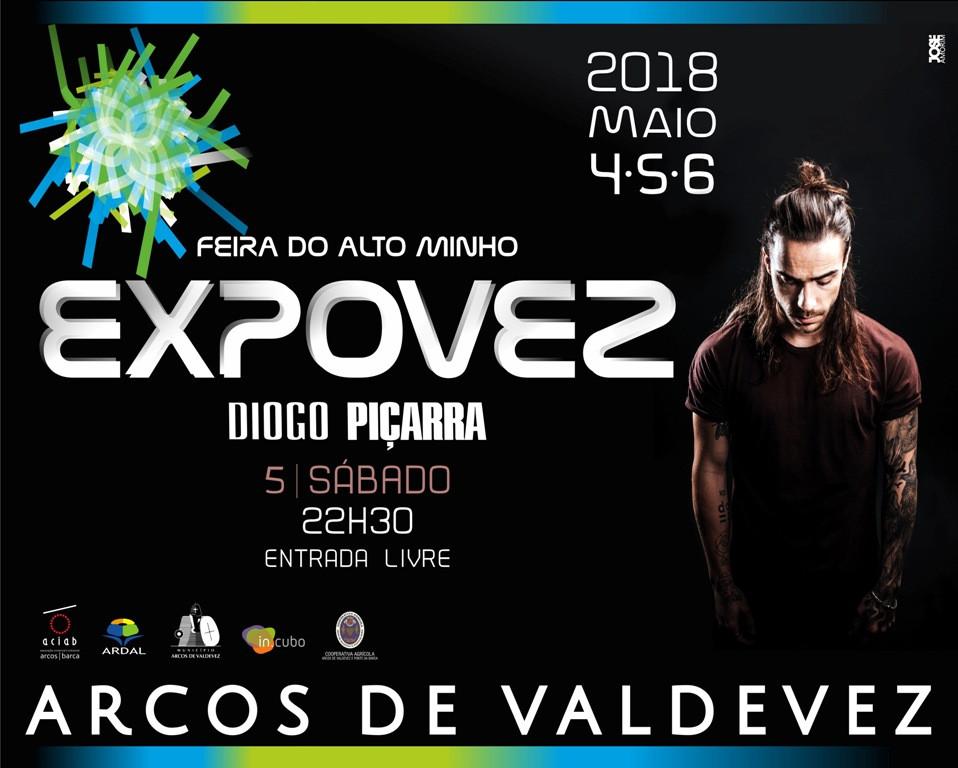 EXPOVEZ 2018 – Feira do Alto Minho 4, 5 e 6 de Maio no Centro de Exposições de Arcos de Valdevez | Peneda Gerês TV