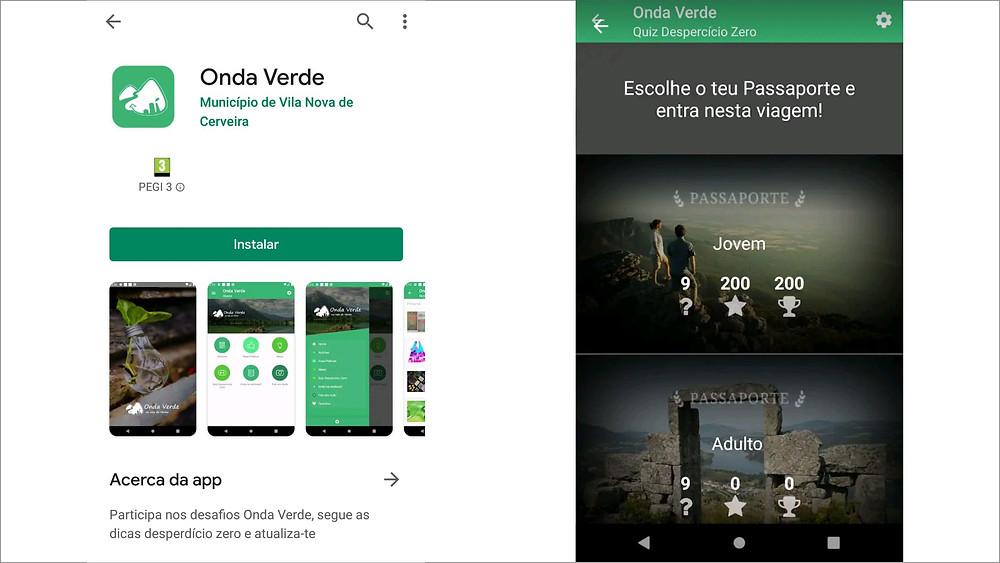 Projeto Onda Verde lança App com desafio 'Quiz' para famílias e amigos